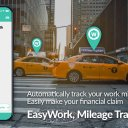 Easywork Mileage Tracking Banner