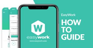 EasyWork how to guide