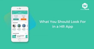 What to look for in a HR app